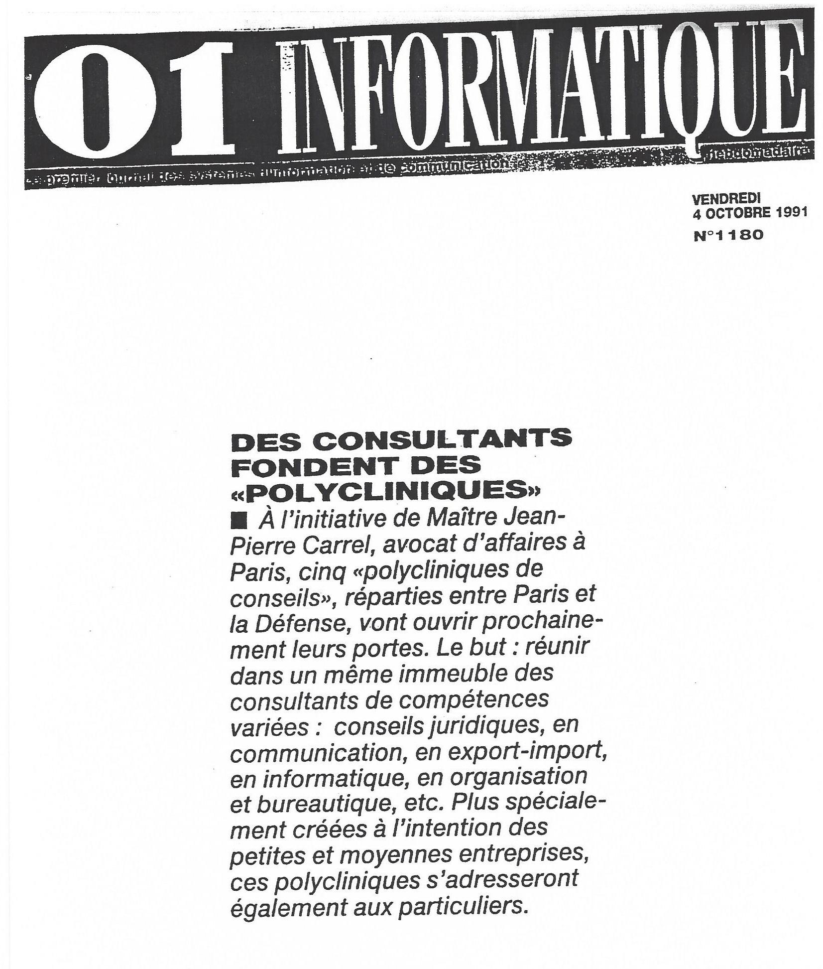 01 Informatique
