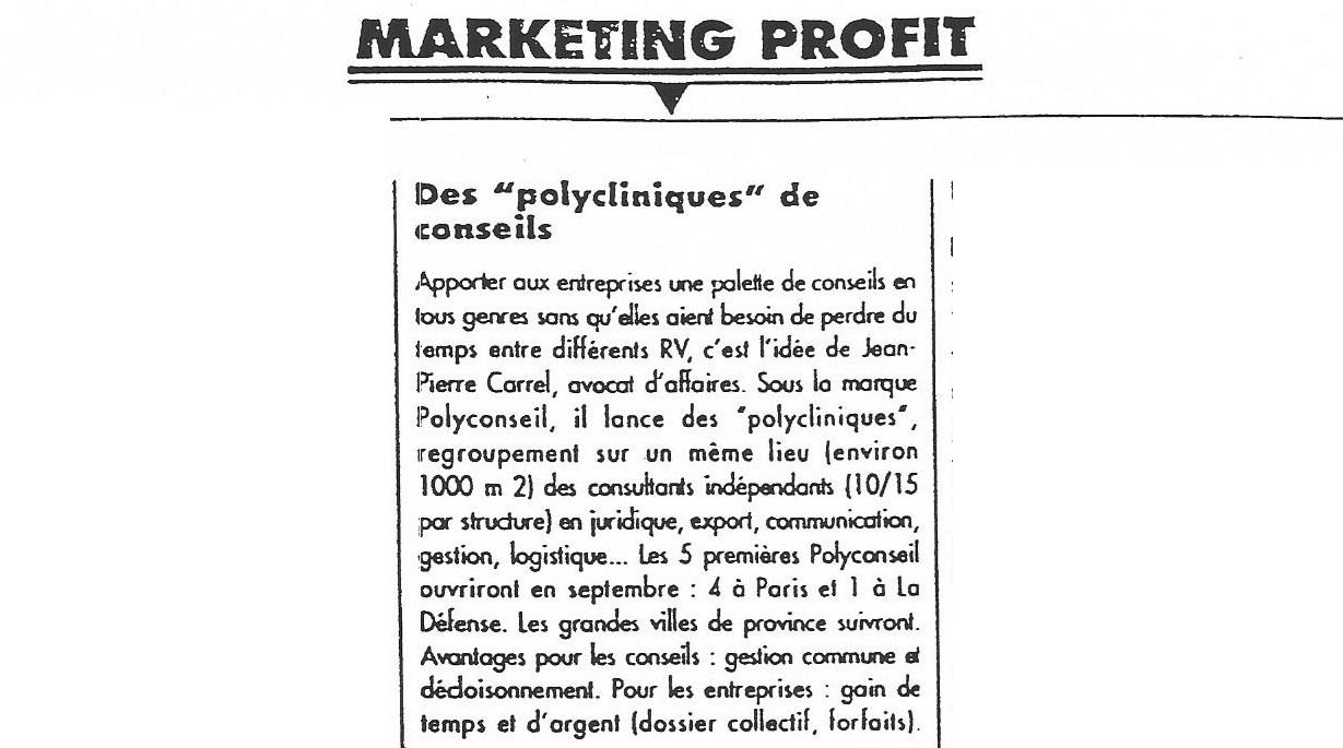 Marketing Profit